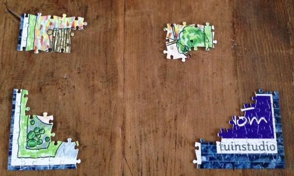 De eerste puzzelstukjes zijn gelegd!